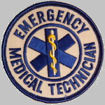 Professional Patches-EMT