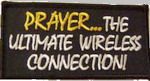 Religious Patches - Prayer Ultimate Wireless Connection